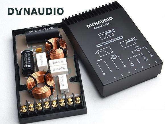 丹麦丹拿x232分频器