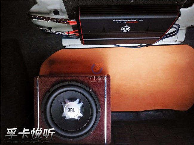 济南大众宝来汽车音响|改装丹拿232汽车喇叭 jbl低音